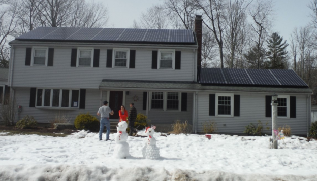 Off Grid, Grid-Tied or Hybrid Solar Power Array - Which Option Is Best for Your Rural Shed, Cabin or Home in Massachusetts